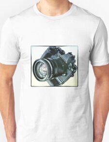 Olympus OM-D EM1 Camera Unisex T-Shirt