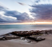 North Cottesloe Beach by Nicole Fenwick