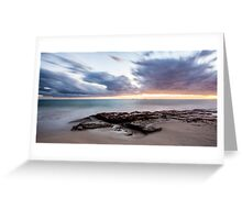 North Cottesloe Beach Greeting Card