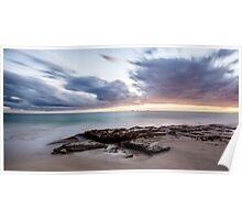 North Cottesloe Beach Poster
