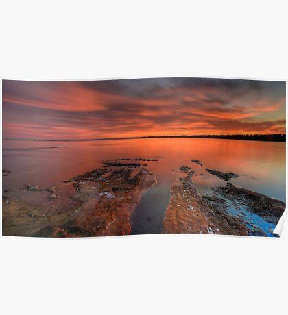 Sunset (6-10-13) Poster