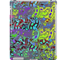 digita clockwork iPad Case/Skin