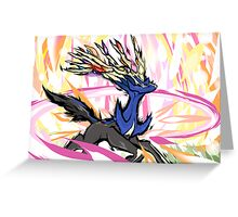 Xerneas | Geomancy Greeting Card