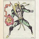 Iron Fist by William Brennan