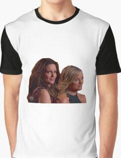 tina fey & amy poehler Graphic T-Shirt