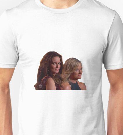 tina fey & amy poehler Unisex T-Shirt