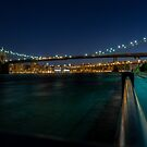 Brooklyn Bridge by Andrew Dunwoody