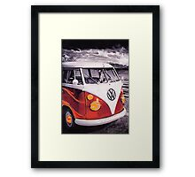 Bygone Framed Print
