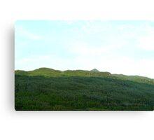 road way, scotland Canvas Print