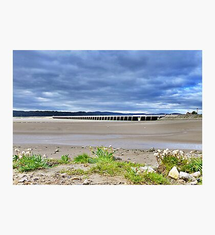 Arnside Viaduct. Photographic Print