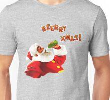 Beerry Xmas! Unisex T-Shirt