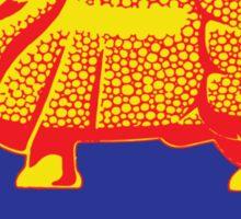 Golden Fleece logo  Sticker