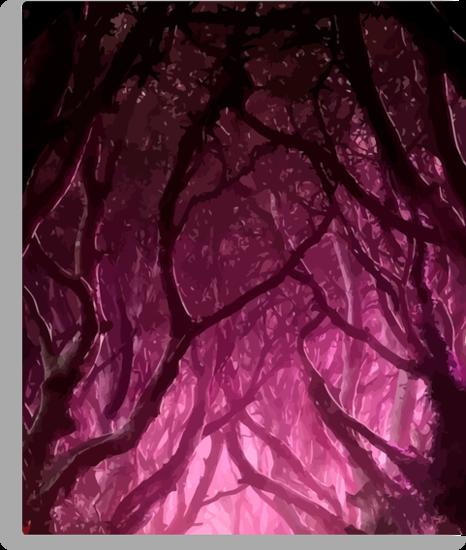 Tangled Trees by John Novis