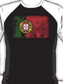 circuit board Portugal (Flag) T-Shirt