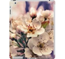 Blossoms at Dusk  iPad Case/Skin