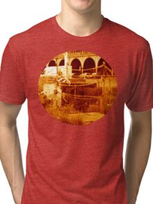 fishing & the beach (brighton 07) Tri-blend T-Shirt