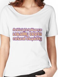 Artificial Intelligence Women's Relaxed Fit T-Shirt