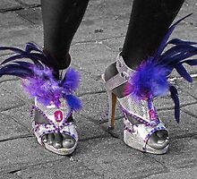 Fantasy Shoes by globeboater