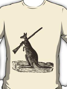Kangaroo Shotgun T-Shirt