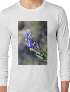 Wild Orchid - Black Mountain Canberra Long Sleeve T-Shirt