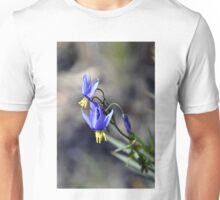 Wild Orchid - Black Mountain Canberra Unisex T-Shirt