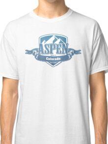 Aspen Colorado Ski Resort Classic T-Shirt