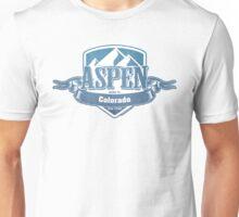 Aspen Colorado Ski Resort Unisex T-Shirt