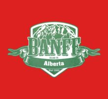 Banff Alberta Ski Resort by CarbonClothing