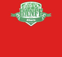 Banff Alberta Ski Resort T-Shirt