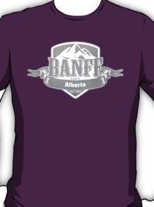 Banff Alberta Ski Resort T-Shirt