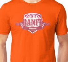 Banff Alberta Ski Resort Unisex T-Shirt