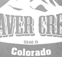 Beaver Creek Colorado Ski Resort Sticker