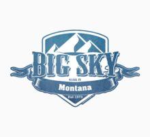 Big Sky Montana Ski Resort by CarbonClothing