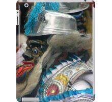 Folk Dancing Corso Wong iPad Case/Skin