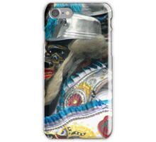Folk Dancing Corso Wong iPhone Case/Skin