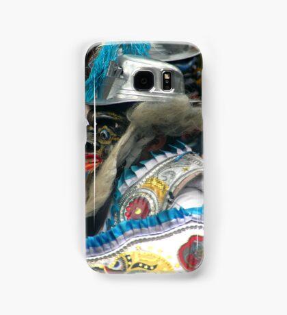 Folk Dancing Corso Wong Samsung Galaxy Case/Skin