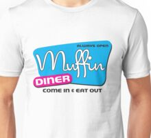 Muffin Diner Unisex T-Shirt