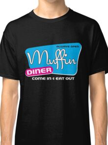 Muffin Diner Classic T-Shirt