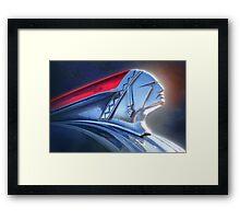 Pontiac Chieftain Framed Print