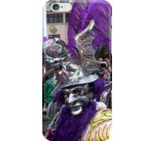 Folk Dancing Diablada Corso Wong iPhone Case/Skin
