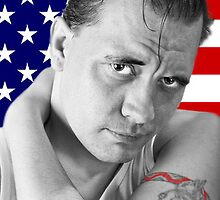 American hamlet, Jason Wing (version 1). by sebmcnulty