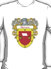 Herrera Coat of Arms/Family Crest T-Shirt