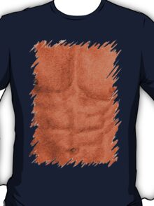 Faux Abs T-Shirt
