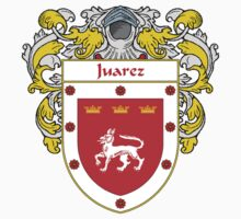 Juarez Coat of Arms/Family Crest Kids Clothes