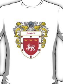 Juarez Coat of Arms/Family Crest T-Shirt