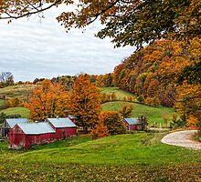 Jenne Farm by Janet Fikar
