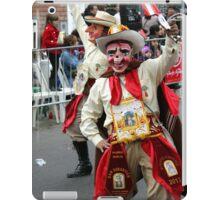 Folk Dancing Majeños Corso Wong iPad Case/Skin