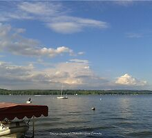 Spirit Skies Bemus Point NY by shoffman