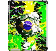 football Brazil iPad Case/Skin