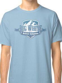 Big White British Columbia Ski Resort Classic T-Shirt